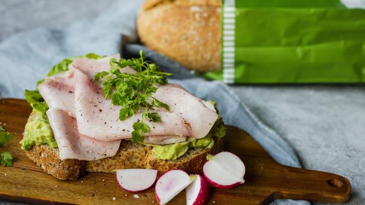 Spis mer grovt brød!