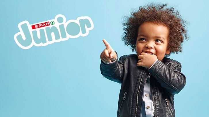 SPAR Junior – 25% avslag på bleier og barnemat