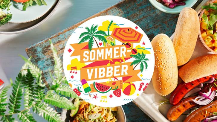 Sommerprodukter utviklet for deg