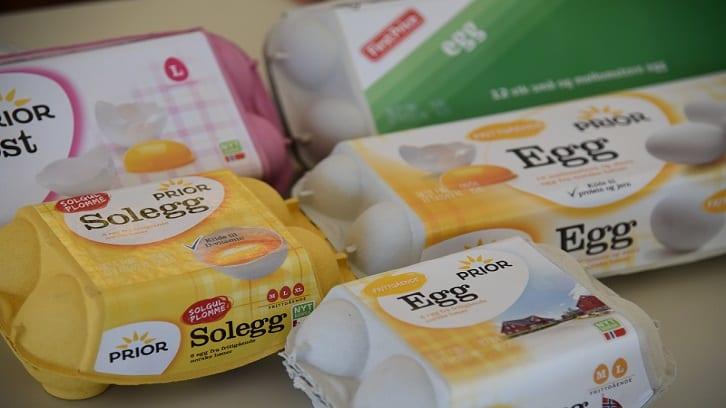 SPAR slutter med egg fra burhøns