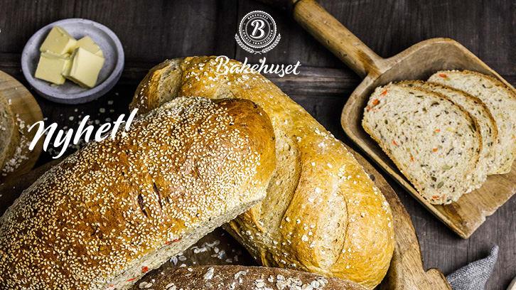 Nå får du saftige, smakfulle brød fra ditt lokale bakeri hos SPAR