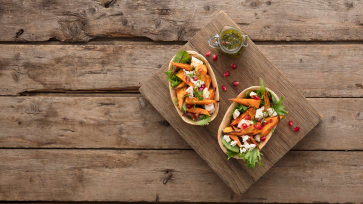 Taco til middag? Prøv en vegetarisk vri
