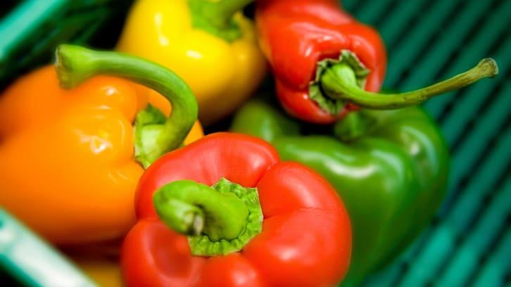 Prøv en vegetarmiddag denne uken
