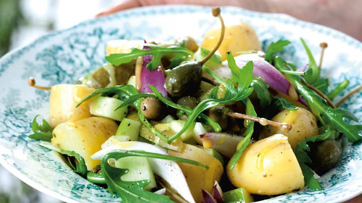 5 oppskrifter med poteten i fokus