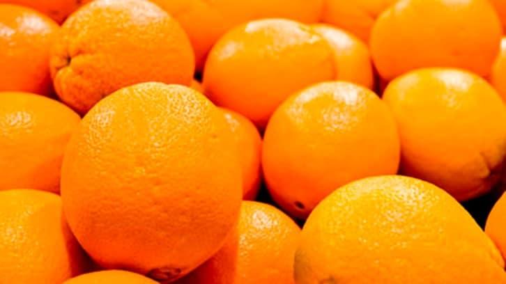 Vinteren er appelsintid