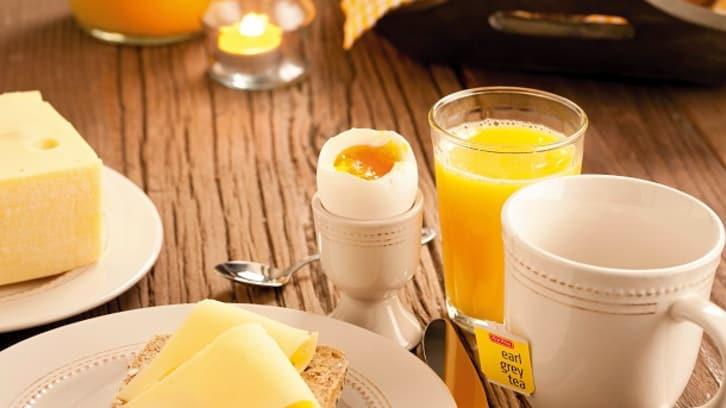 Påske betyr egg til frokost