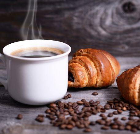 """Illustrasjonsbilde for """"Den gode smaken av kaffe"""""""