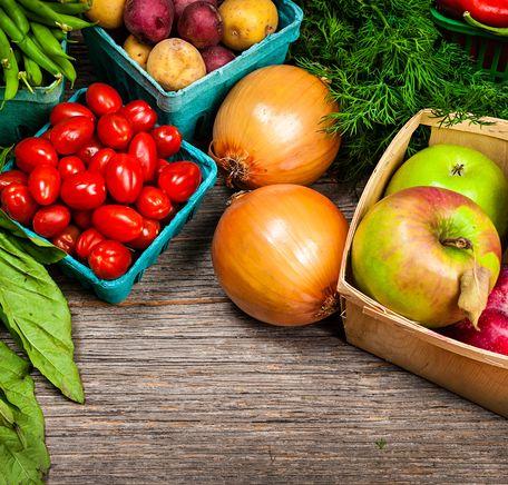 """Illustrasjonsbilde for """"Slik vurderer du kvaliteten på frukt og grønt"""""""