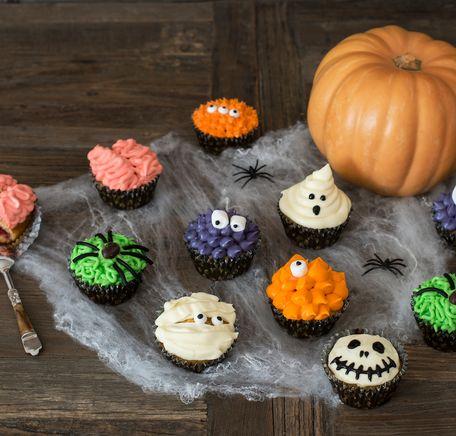 """Illustrasjonsbilde for """"Halloween - godteriet som får deg til å grøsse"""""""