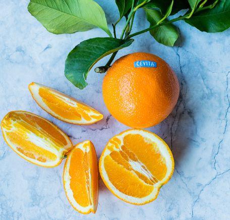 """Illustrasjonsbilde for """"Friske fakta om appelsinen"""""""