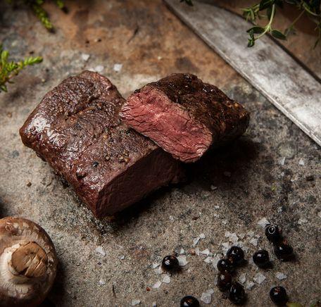"""Illustrasjonsbilde for """"Smakfullt kjøtt på naturens premisser"""""""