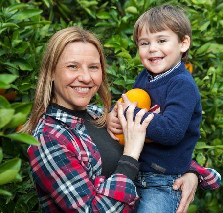 """Illustrasjonsbilde for """"Min pasjonsfrukt er oransje"""""""