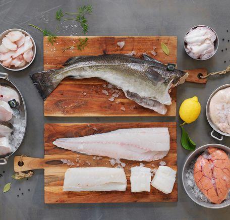 """Illustrasjonsbilde for """"Skrei eller torsk, vet du forskjellen?"""""""