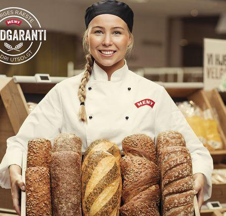 """Illustrasjonsbilde for """"Norges råeste brødgaranti"""""""