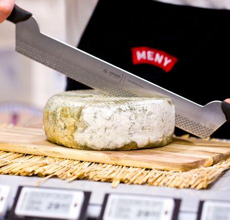 """Illustrasjonsbilde for """"Økologiske oster hos MENY"""""""