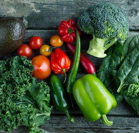 """Illustrasjonsbilde for """"Er røde sunnere enn grønne?"""""""
