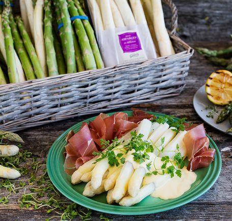 """Illustrasjonsbilde for """"Kjappe fakta om asparges"""""""