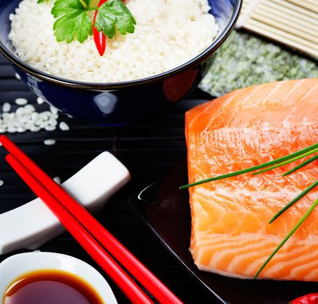 """Illustrasjonsbilde for """"Handlelisten til sushi"""""""