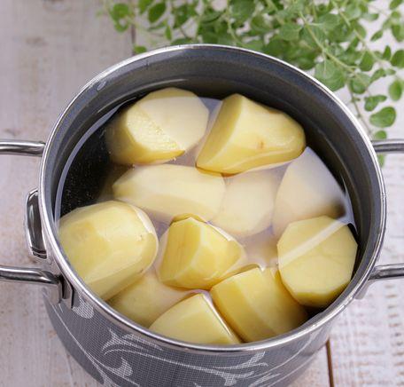 """Illustrasjonsbilde for """"Hvordan koke poteter?"""""""