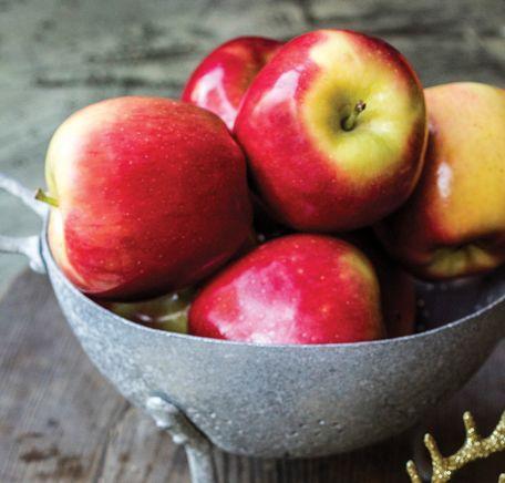 """Illustrasjonsbilde for """"Syv sorter epler til jul"""""""