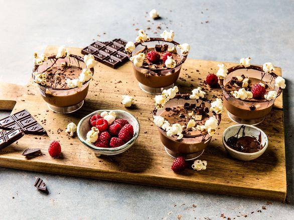 gode oppskrifter på desserter