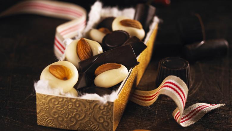 Hvordan Lage Sjokolade Konfekt