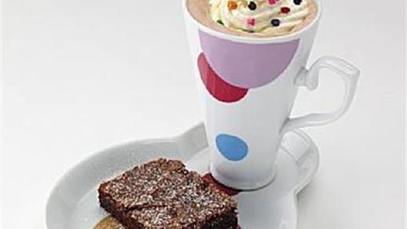 Deilig varm sjokolade