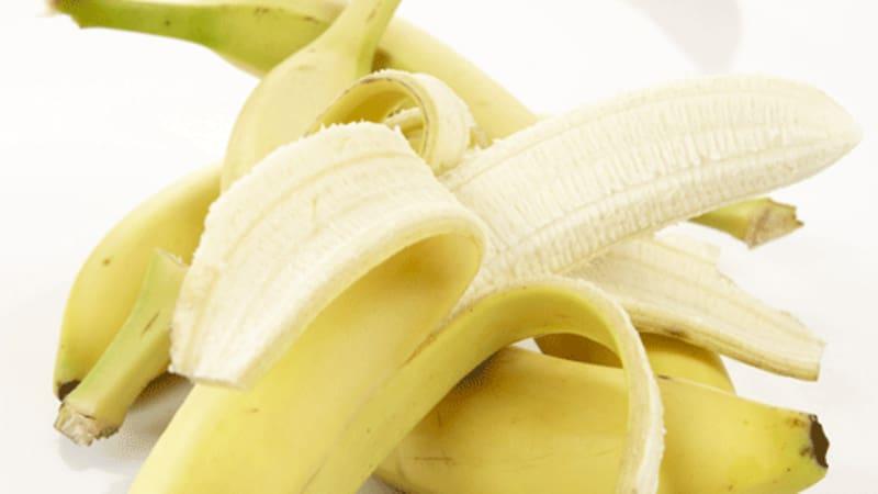 Banansorbet