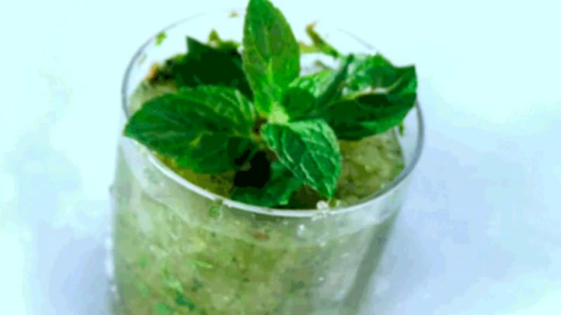 MR. ICEMANs Mojito Lemonade