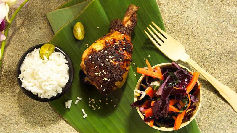 Five-spice chicken