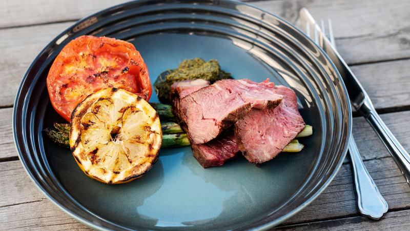 Tradisjonell T-bone steak