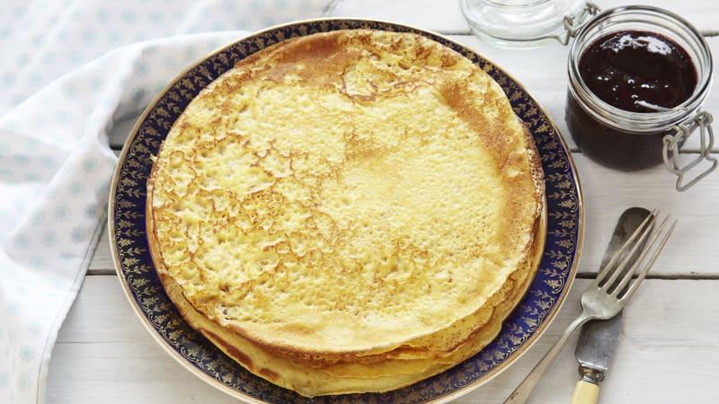 Grove glutenfrie pannekaker