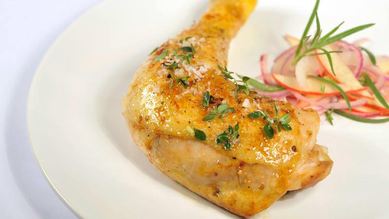 Kyllinglår med gode smaker