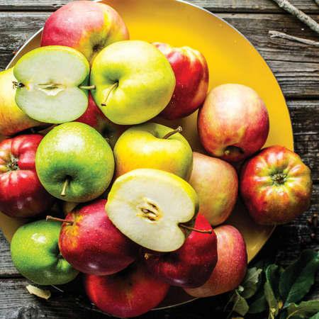 Friske epler