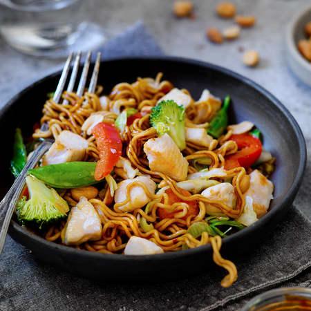 Rask middag på under 20 minutter