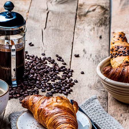 Kaffe - det sorte gullet