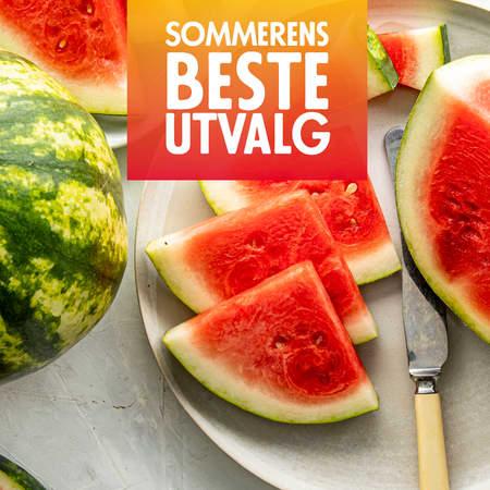 Saftig melon
