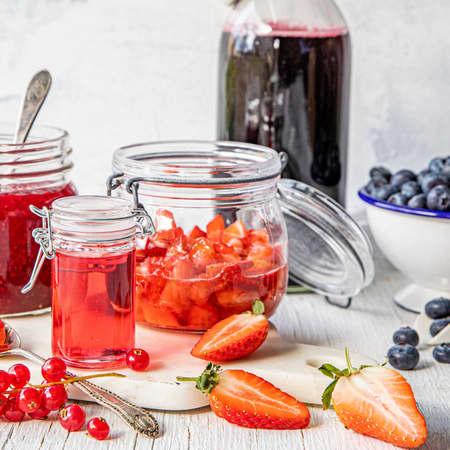 Søte og smakfulle bær