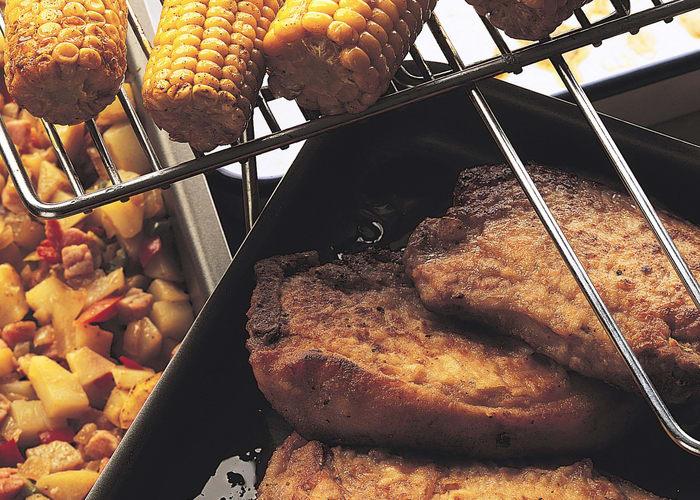Sitrusmarinerte koteletter