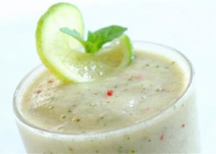 Eplefryd-smoothie