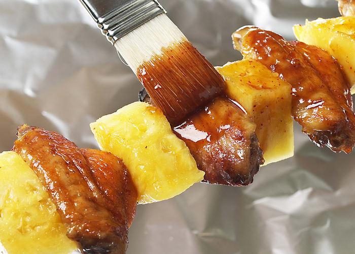 Grillsaus til kylling