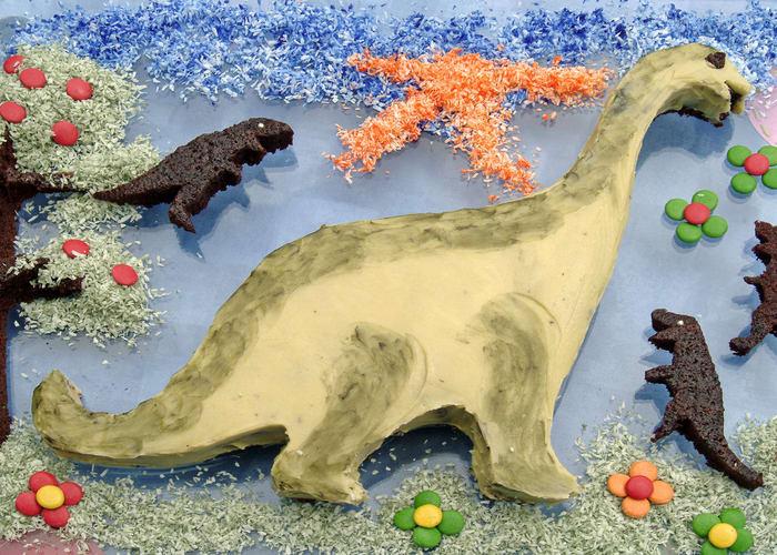 Dinosaurkake