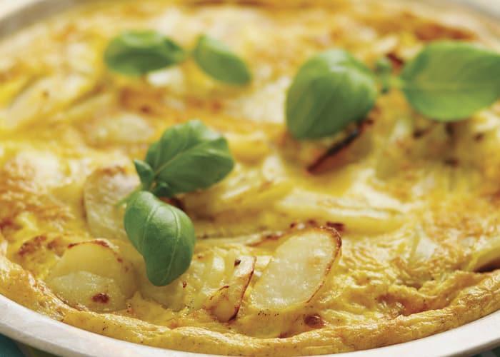 Spansk omelett