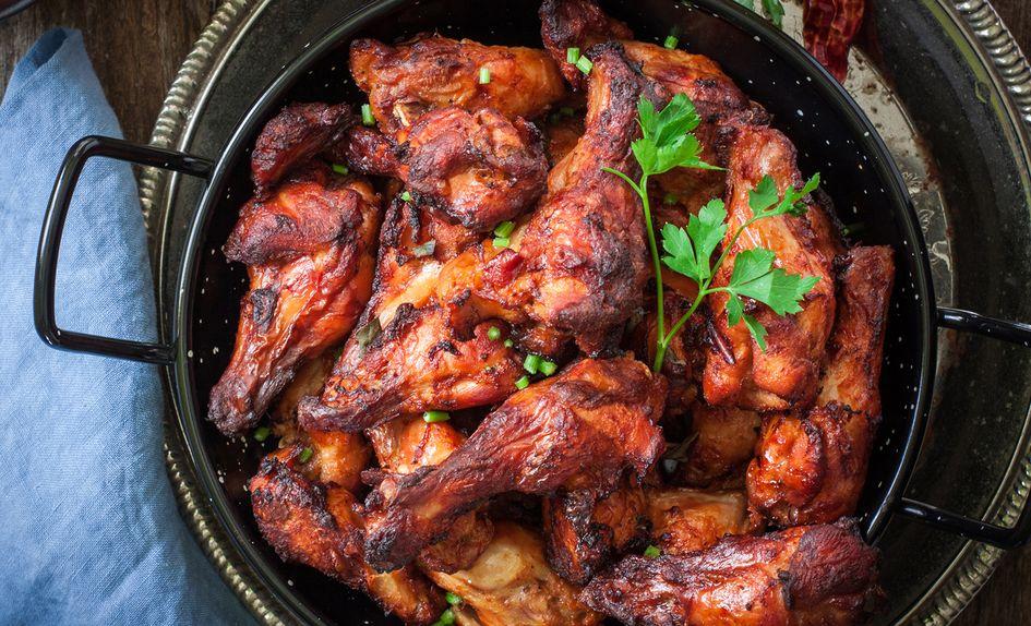 Tandoori kylling