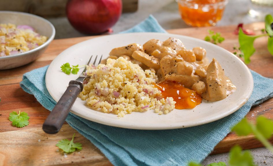 Thai curry kyllinggryte