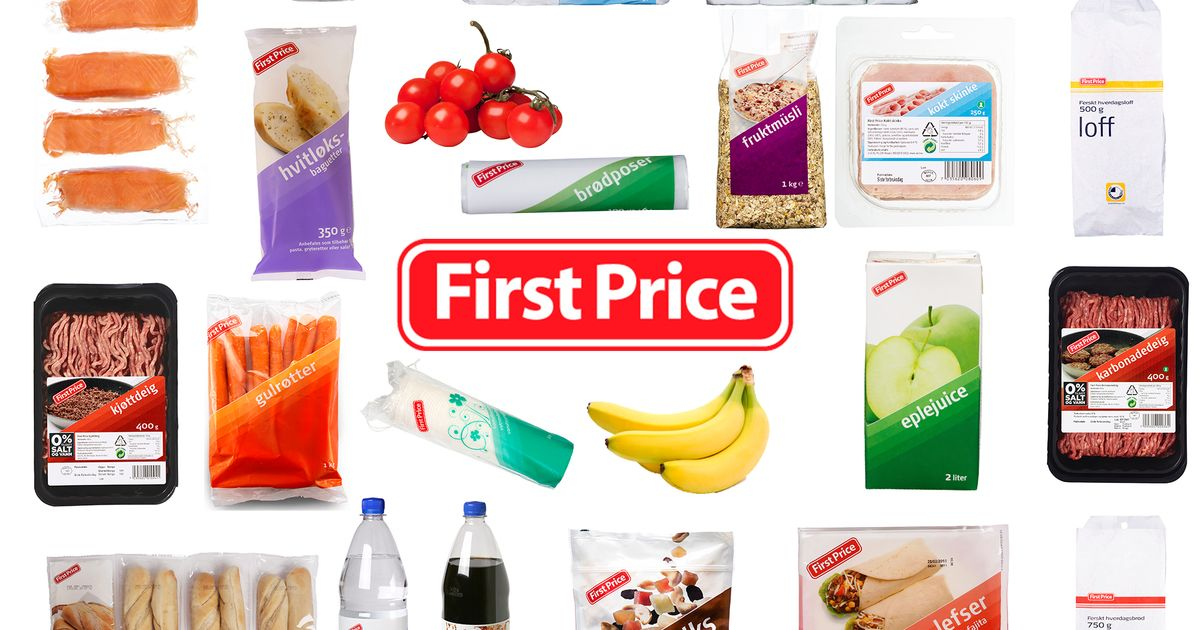 Ultra First Price   Meny.no YG-19