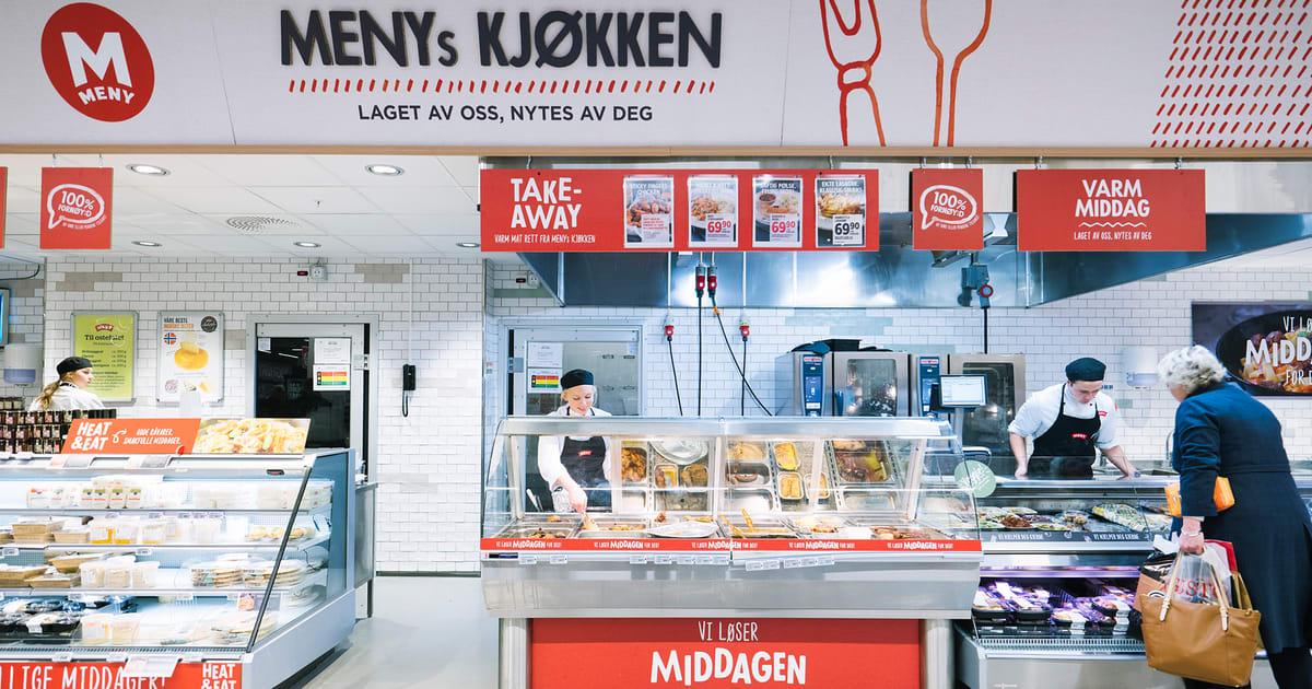 fe01767a Raske og gode middagstips   Meny.no