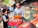 Oppbevaring av frukt og grønt