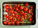 Bakte tomater