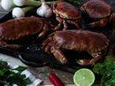 Slik tilbereder du krabbe